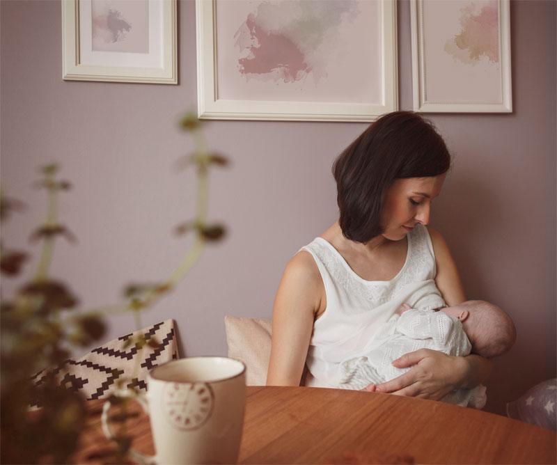 Consultora certificada especialista en lactancia materna